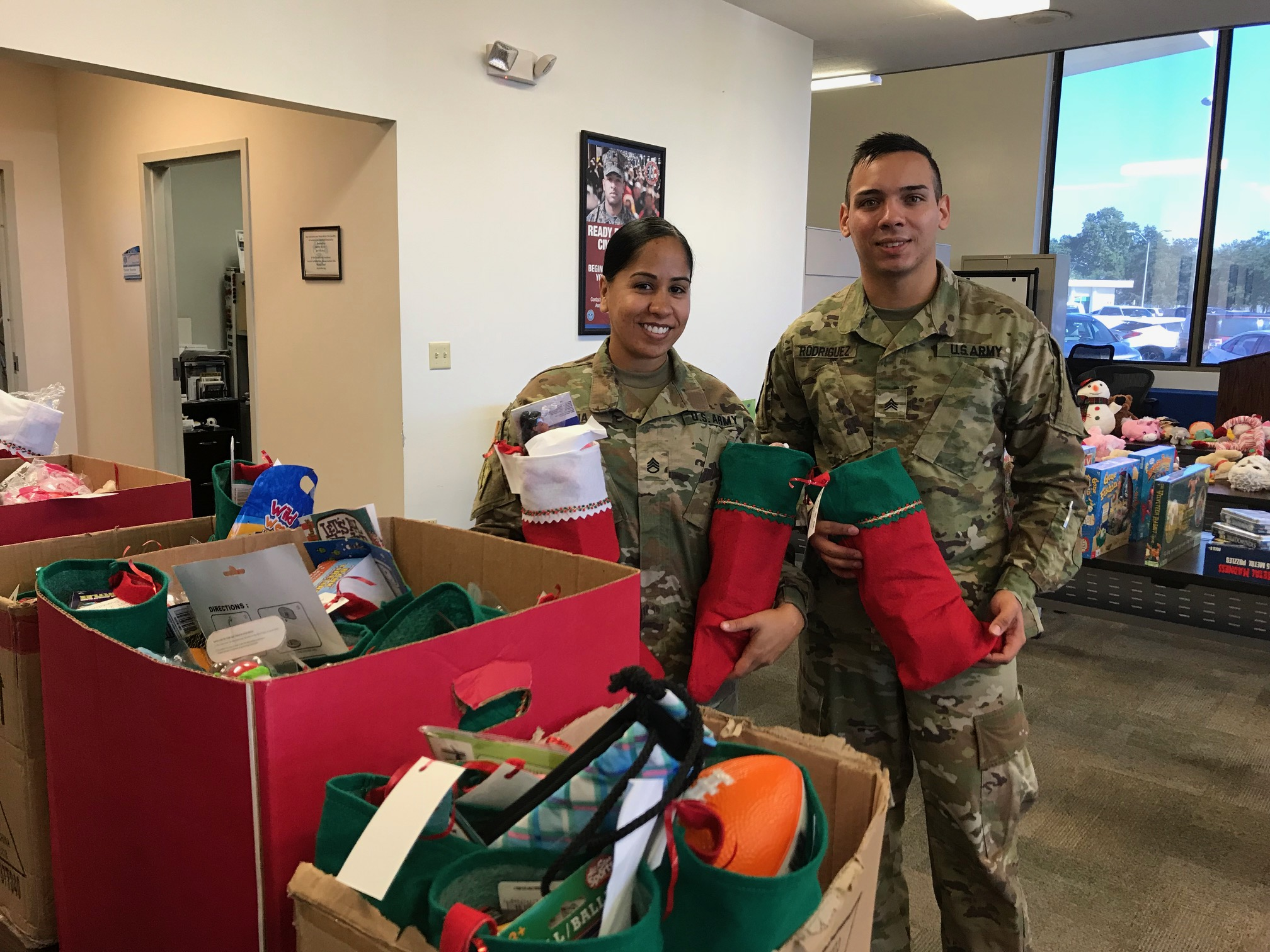 OTS 2017 - MacDill AFB stockings times two