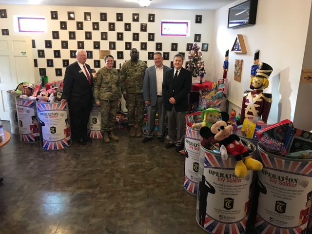 OTS 2017 - Twiford Funeral Home toy donations